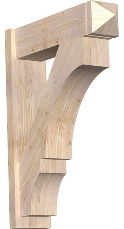 Craftsman Corbel balboa smooth arts crafts outlooker douglas fir