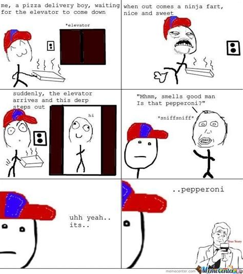 Pizza Delivery Meme - the story of a pizza delivery boy by fapfapfap123 meme center