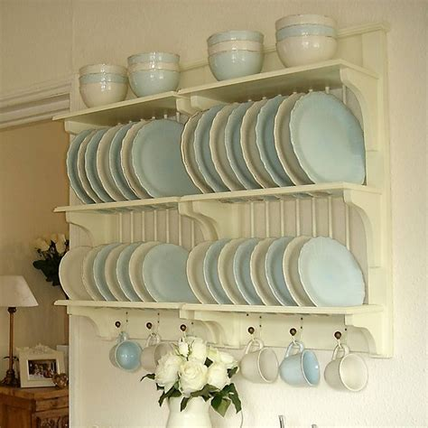 plate racks images  pinterest cupboard shelves dish sets  home ideas
