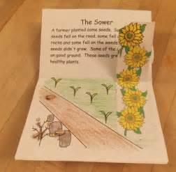 Pop Up Book of Jesus Parables Sower