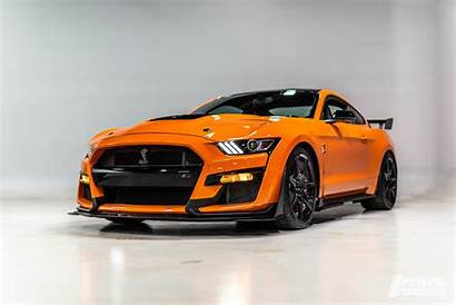 Gt500 Mustang Shelby Orange Colors Ford Twister