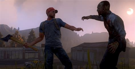 zombie survival apocalypse axe preview streamlined meets hands dayz players
