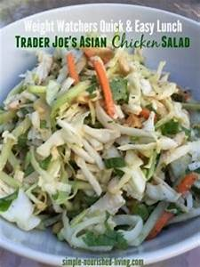 Best Weight Watchers Salad Recipes with Freestyle Smart ...