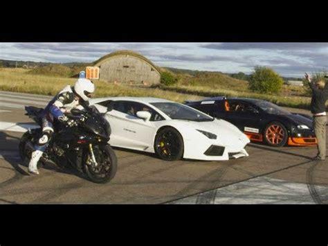 Bugatti Vs Ducati by Bugatti Veyron Vitesse Vs Lamborghini Aventador Vs Bmw