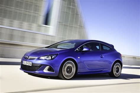 New Opel Astra J Opc