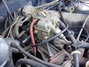 1982 F-250 4 9l Smog Removal  Carb And Ignition Q U0026 39 S