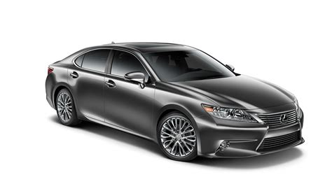 2014 Lexus Es 350 Styles & Features Highlights