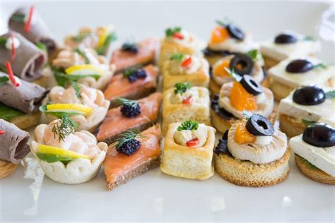 canape food finger foods and canapes events by keisha