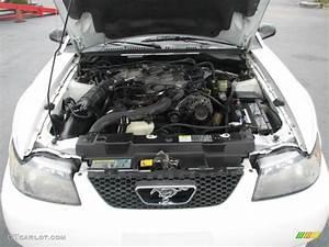 2003 Ford Mustang V6 Coupe 3 8 Liter Ohv 12