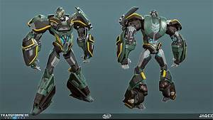 Jagex Transformers Universe Concept Artwork including ...