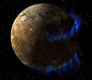 Jupiter's moon Ganymede has salt water ocean