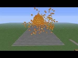 Minecraft Best Volcano Eruption Ever Mod YouTube