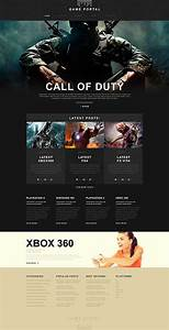 30 Best Game Portal Themes To Attract A Lot Of WOW Users