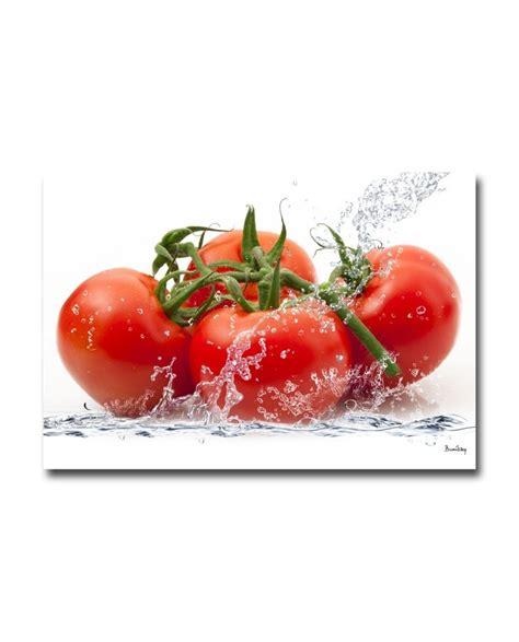 tableau deco pour cuisine tableau plexiglass cuisine tomates
