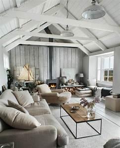 les 25 meilleures idees concernant cheminees rustiques sur With tapis moderne avec canapé futon bois