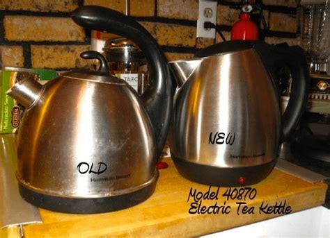 kettle coffee electric press french hamilton beach