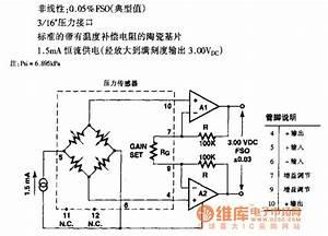 Pressure Sensor Detector Circuit - Audio Circuit