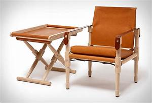 Campaign furniture collection by ghurka for Bless home furniture outlet