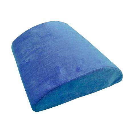 knee wedge pillow ankle knee leg lumbar wedge support comfort pillow cushion