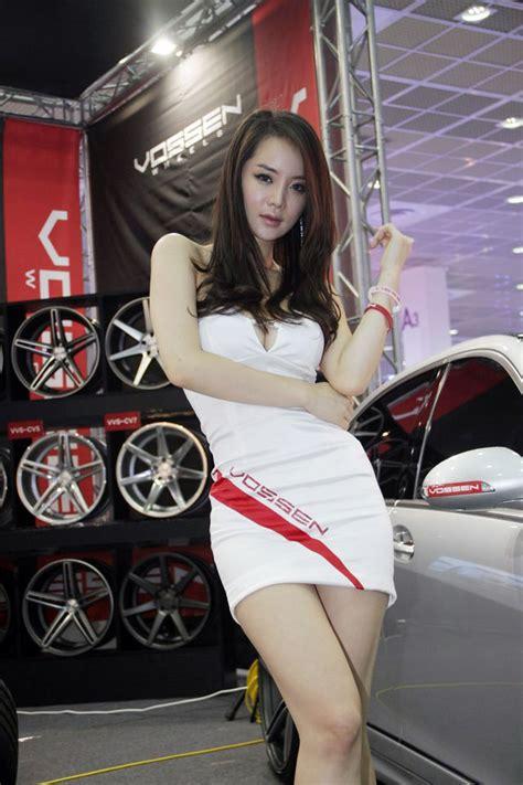 korean beauty part  sexy race queen im ji hye part