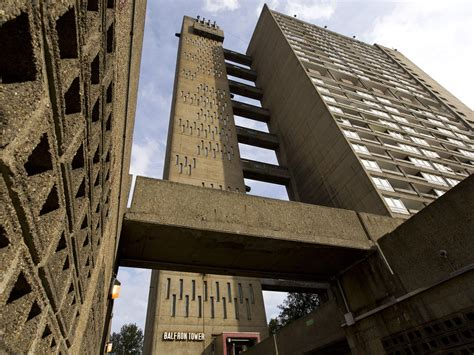 Government Declares War On Brutalist Architecture The