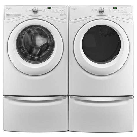 A Set Of Compact Washer And Dryer Stackable For Perfect