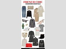 French Chic Wardrobe Essentials – das sind die Musthaves