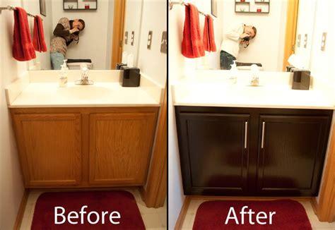 kitchen cabinets    gel staining