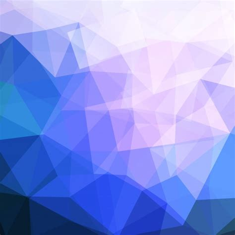 modern background polygonal texture vector
