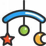 Icon Toy Crib Kid Toys Icons Mobile