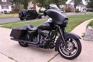 Harley Davidon Street Glide FLHX Black Denim for sale on ...