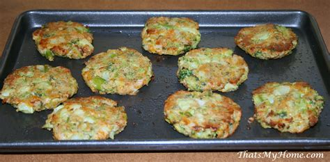 cuisine and cook broccoli cheese patties recipes food and cooking