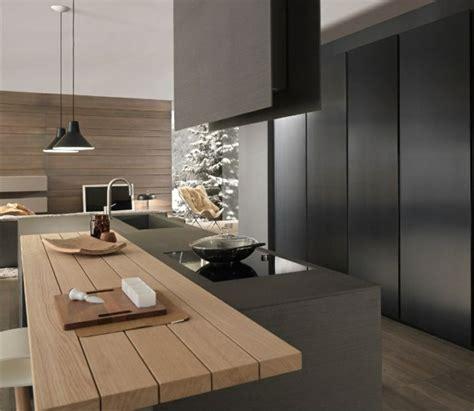 meuble de cuisine noir et blanc formidable idee peinture cuisine meuble blanc 7 id233e