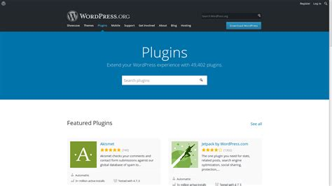 Directory Plugin Guide To Publishing A Plugin To The Wp Directory