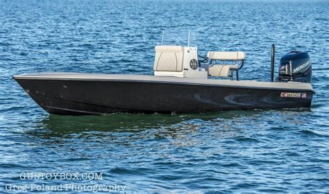 2015 CONTENDER 25 BAY BOAT SOLD!