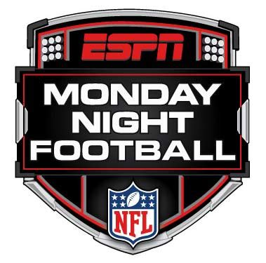 monday night football schedule  announcers  mnf