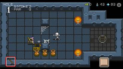Rpg Wizard Golf Dungeon Check Crawling Toucharcade