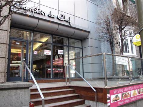 le comptoir restaurant montreal comptoir du chef greater montreal area