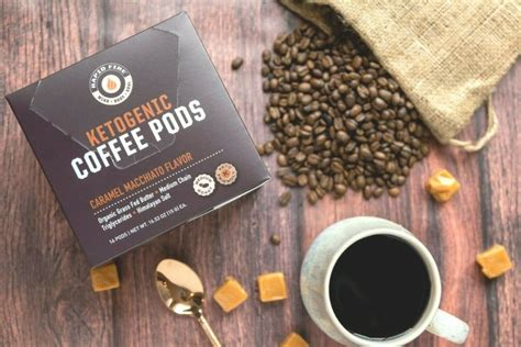 Crafted organically with coconut oil, mcts and. Rapid Fire Flavored Ketogenic Coffee Pods | FitKing