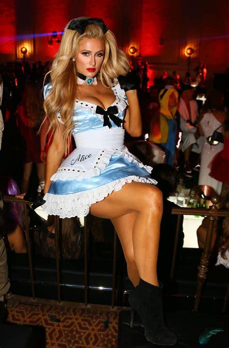 sexiest scariest silliest celebrity halloween costumes