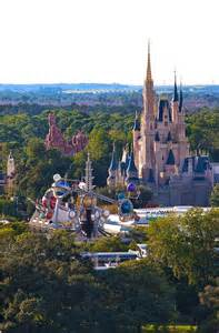 Disney World Magic Kingdom Castle