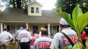 Huntersville woman has new house thanks to community ...