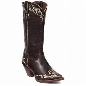"Women's 12"" Durango® Scroll Western Boots - 219845, Cowboy ..."