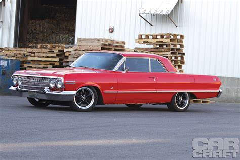 1963 Chevrolet Impala  Oh, One Owner  Hot Rod Network