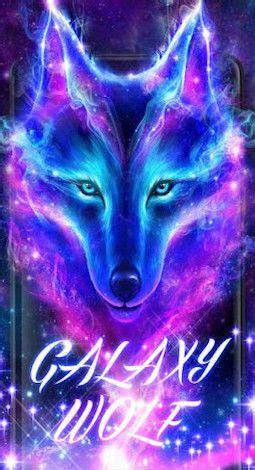 Galaxy Wolf Wallpaper Hd by Galaxy Wolf For Keyboard Theme Samsung Galaxy Wallpaper