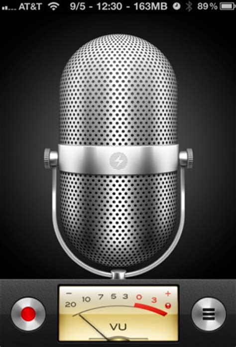 iphone audio recorders best iphone voice recorders and