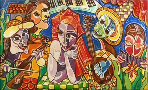 picasso spanish love by alin cristian iov