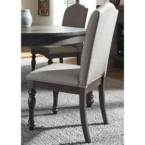 816 c6501s liberty furniture upholstered side chair