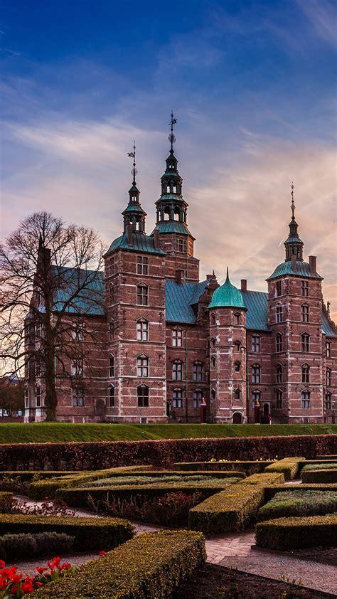 Rosenborg Castle In Copenhagen Denmark Windows 10