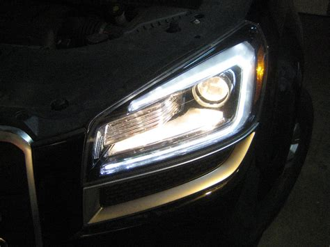 2007 2016 gmc acadia headlight bulbs replacement guide 030